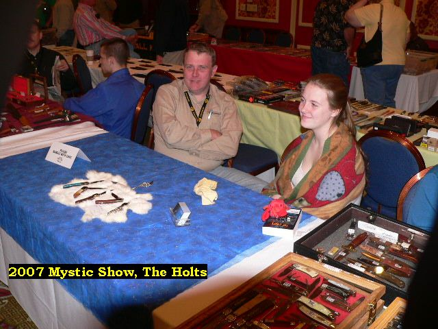 2007 Mystic Show, The Holts